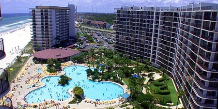 Featured Panama City Beach Hotels Resorts