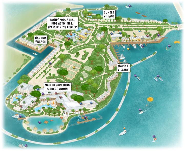 Book The Hawks Cay Resort And Marina At Discount Rates